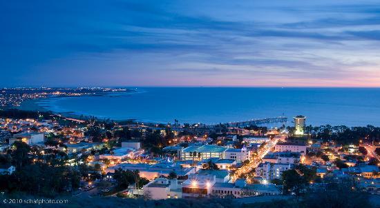 Ventura from Grant Park.