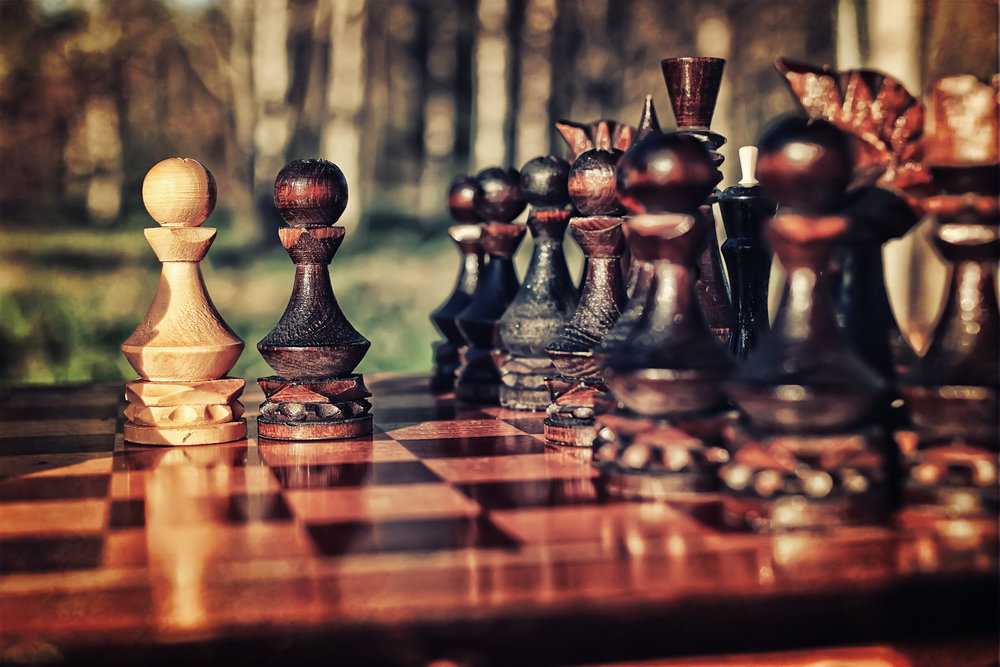 It's Always Your Next Move... Let's Talk About Your Business Objectives