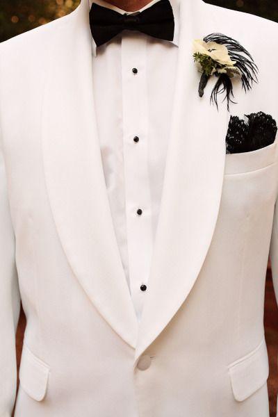 white-tuxedo