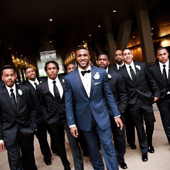 midnight-bleu-tuxedo-groom-ushers-black-tuxedo