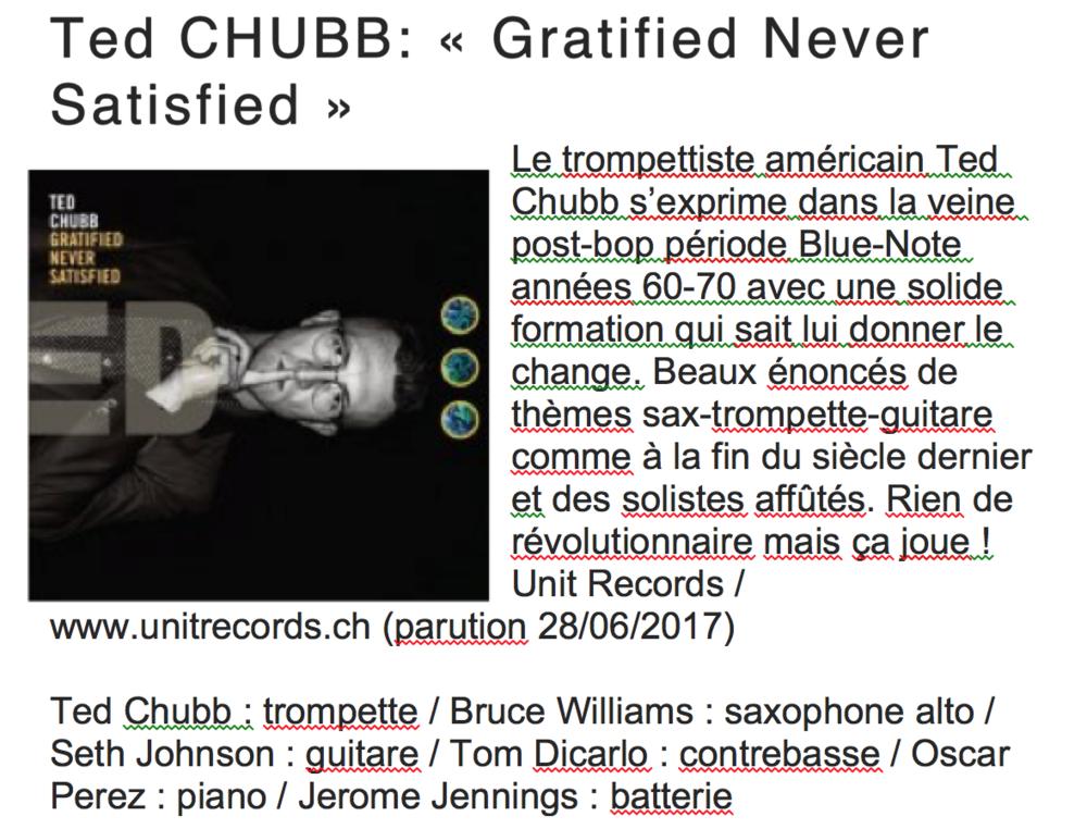 Culturejazz.fr - June 2017