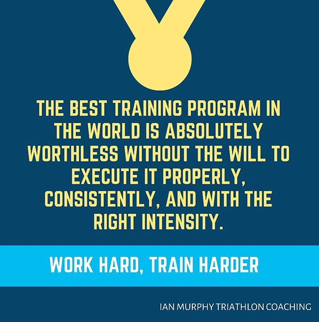 🏊🏼‍♂️🚴🏻‍♀️🏃🏻‍♂️ W O R K  H A R D,  T R A I N  H A R D E R 🏃🏻‍♀️🚴🏼‍♂️🏊🏼‍♀️ #mondaymotivation #triathlon #triathlontraining #triathlete #consistency #intensity #training #swimbikerun #workhard #workhardplayhard #trainsmart #triathloncoach #triathloncoaching #imtc #imtccoaching