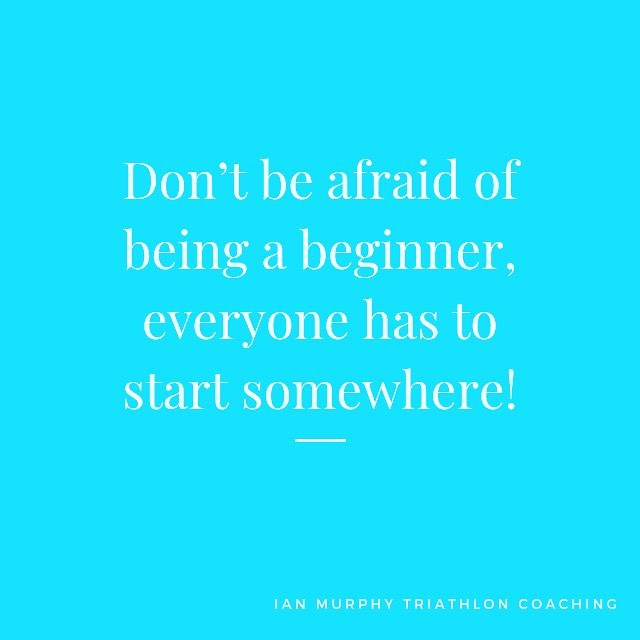 Swim, Bike or Run - everyone has to start somewhere. Don't be afraid! When are you getting started? #swimbikerun #triathlon #triathlontraining #triathloncoach #swimming #cycling #running #motivation #beginner #startingout #believeinyourself #believeandachieve #imtc #imtccoaching