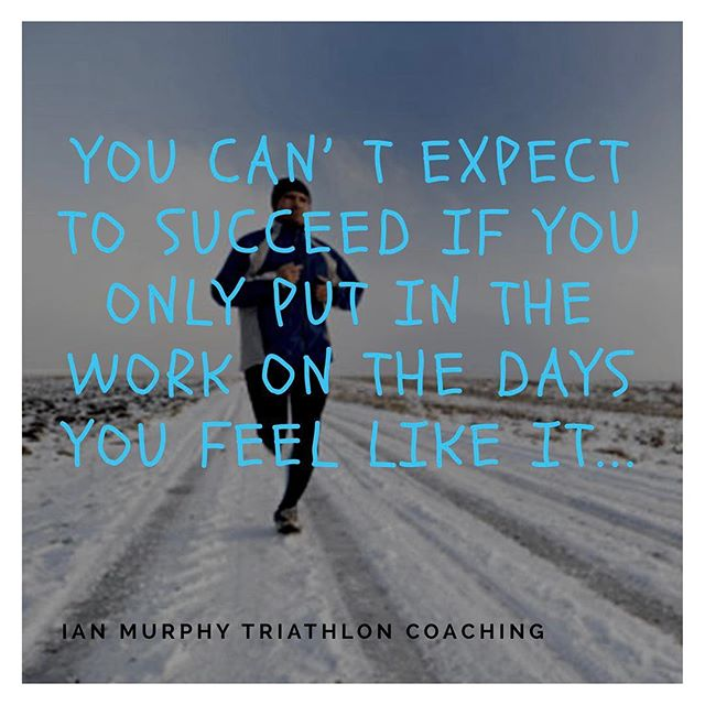 Some days we don't feel at our best for whatever reason, however we hear all the time that those sessions you didn't want to get done turn out to be brilliant! What's your session today? #triathlon #triathlontraining #swimbikerun #triathlete #wintermilessummersmiles #mondaymotivation #mondayquotes #mondaymood #coaching #triathloncoach #triathloncoaching #believeinyourself #believeandachieve #imtc #imtccoaching