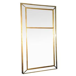 116 rectangular regency style mirror frame - Mirror Frames