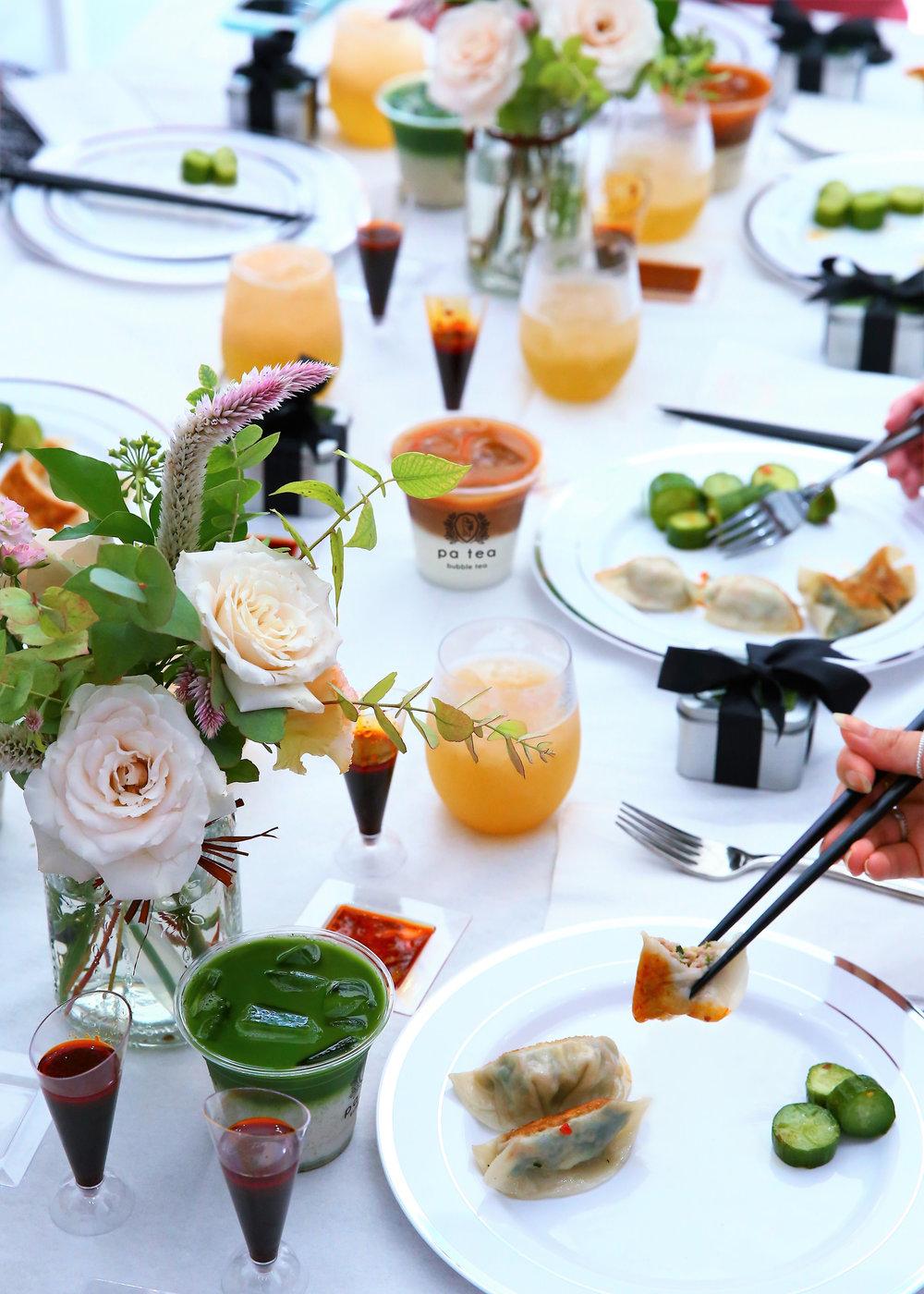Bar Pa Tea Boba Tea Catering