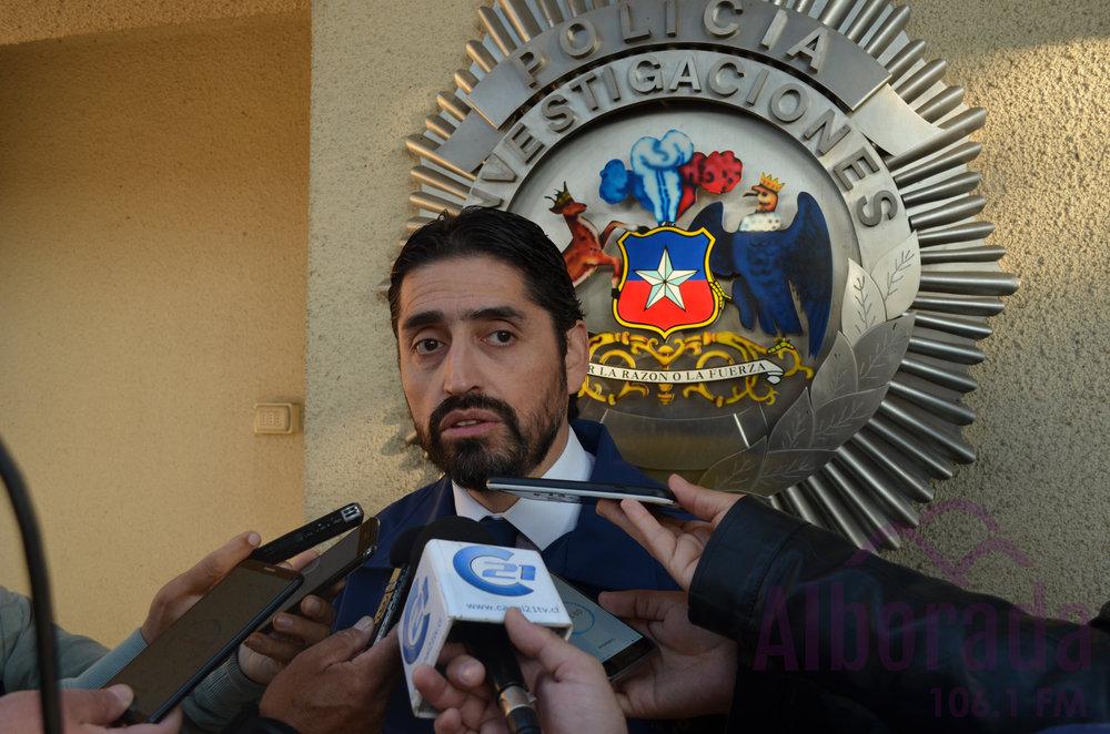 Jorge Aguillón, Jefe de la Brigada de Robos