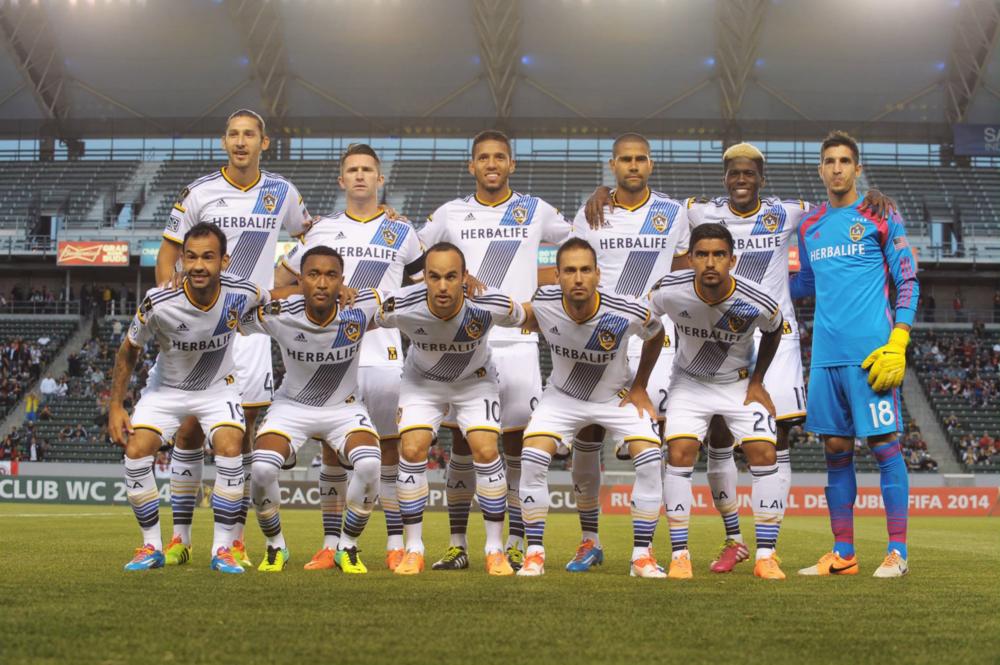 LA GALAXY - MLS CUP CHAMPIONS 2014