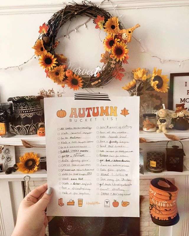 marking off quite a few things from my autumn bucket list this weekend! 🧡🍂 . . . . . #acolorstory #acolorstoryfawn #abmlifeiscolorful #abmathome #autumnbucketlist #louisvilleigers