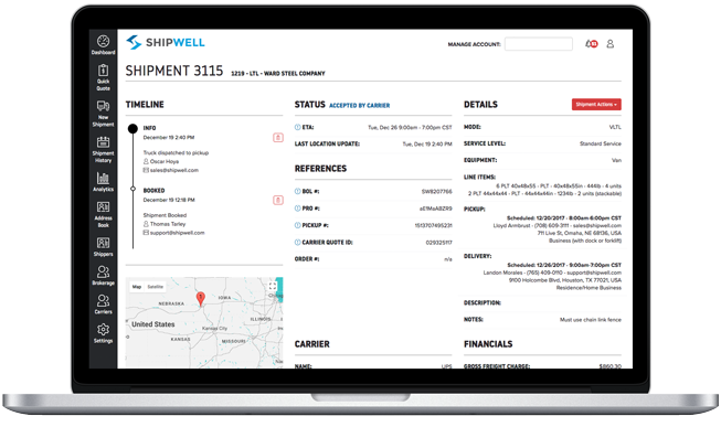 Shipwell_Freight_Shipment_Platform