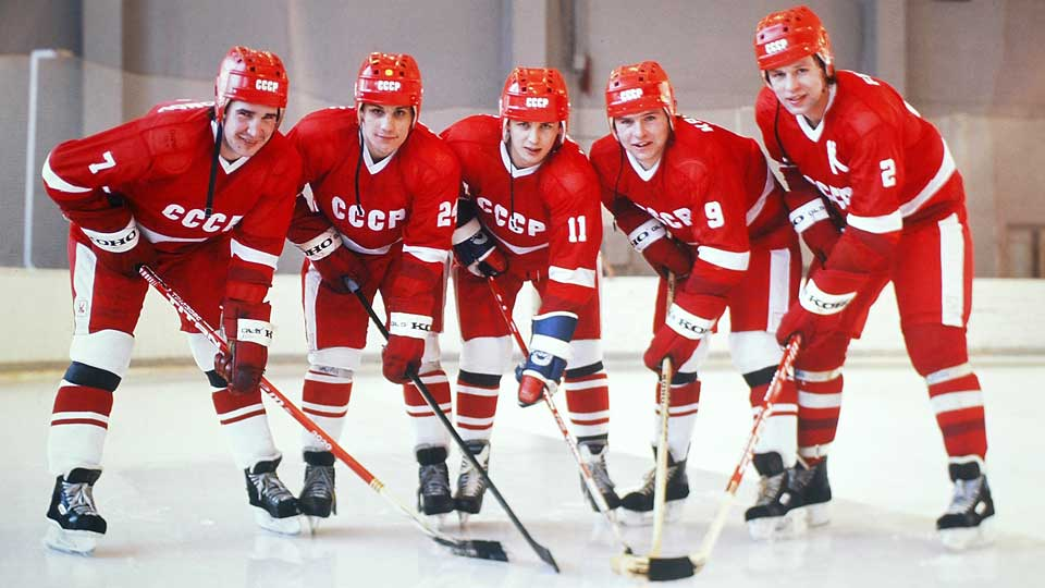 ... of Russian hockey and the 25th anniversary of the formation of the  great Soviet five-man unit consisting of my Father 1112bfe14