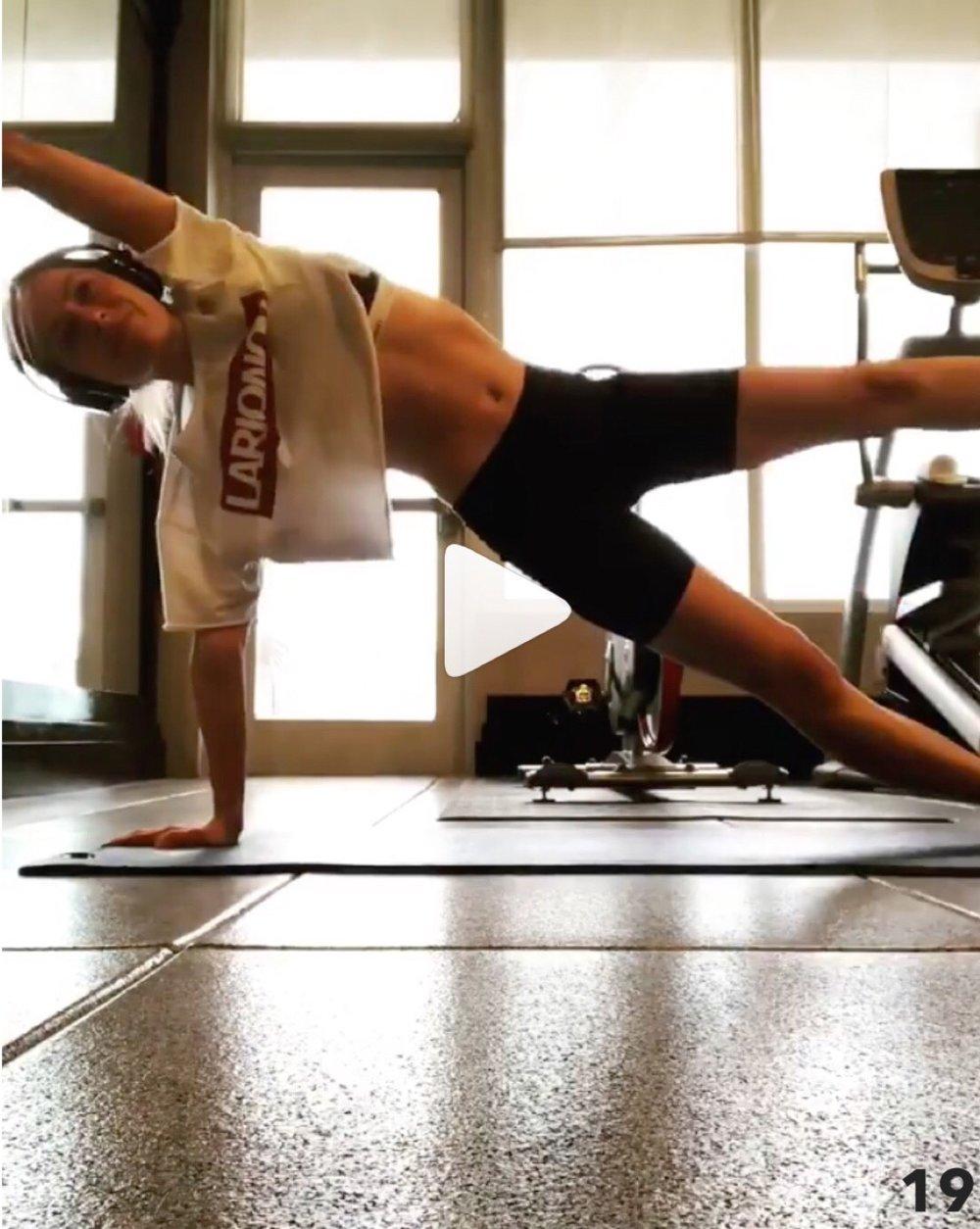 alyonka larionov yoga
