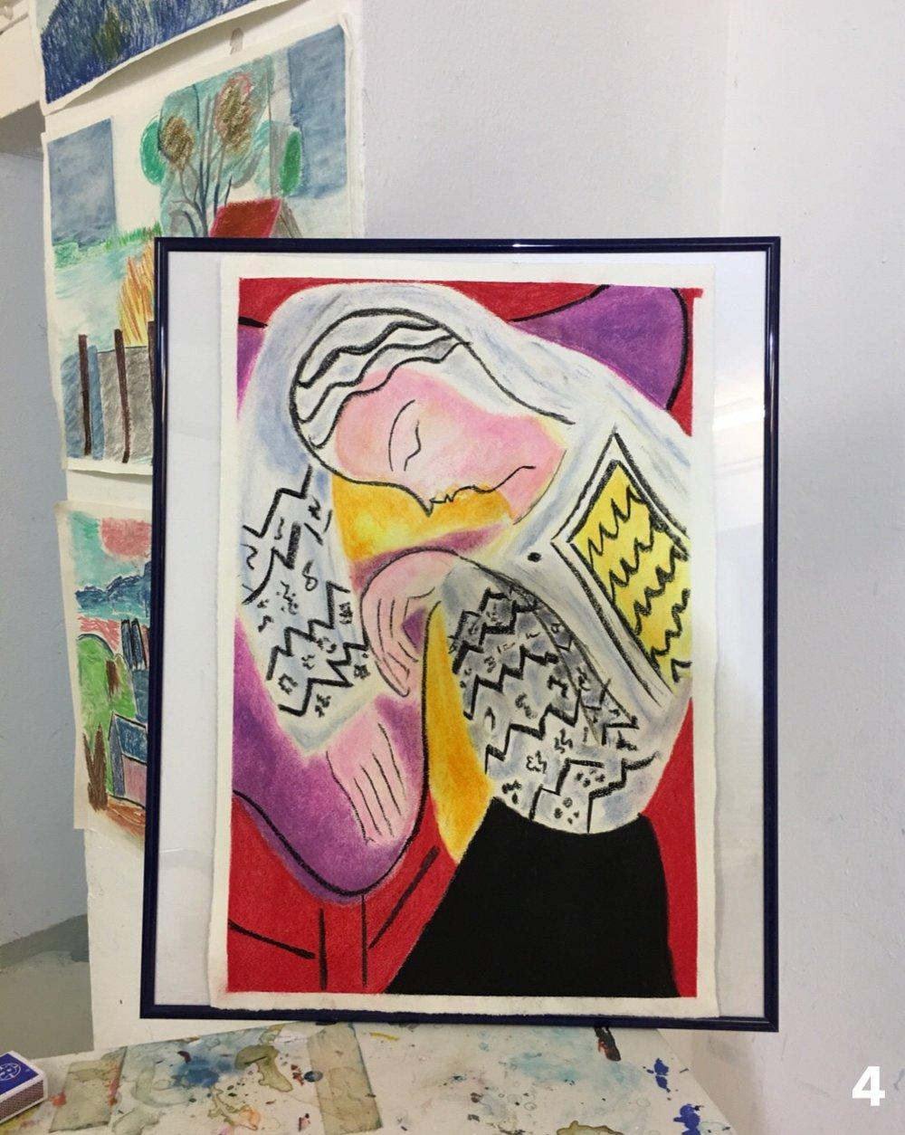 alyonka larionov art