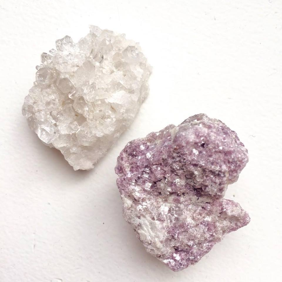 I adore crystals, manifesting, and the law of attraction.