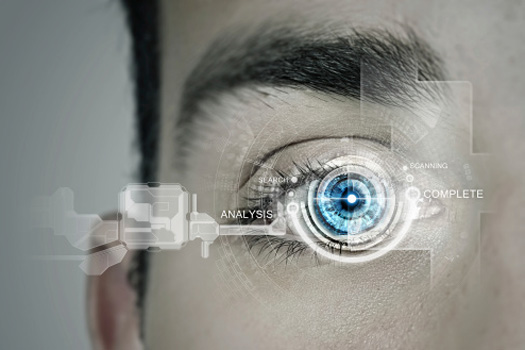 Nielsen lab measures brainwaves and tracks eye movements to provide a real-time picture of consumers' subconscious reactions to brand messages. Photo: Thinkstock