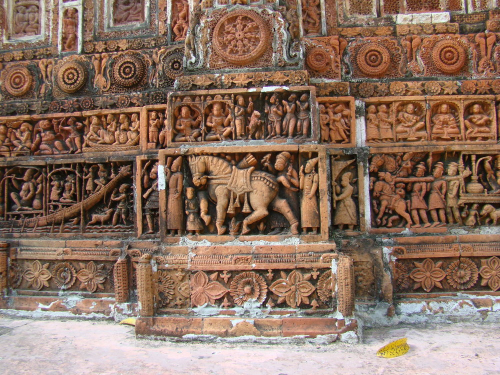Kantaji Temple, Dinajpur, Bangladesh. Photo: Shahnoor Habib Munmun