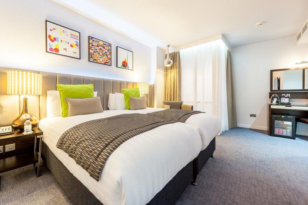 Mercure London Paddington Hotel - Free WiFi,Fitness Center, Restaurant, Room Service
