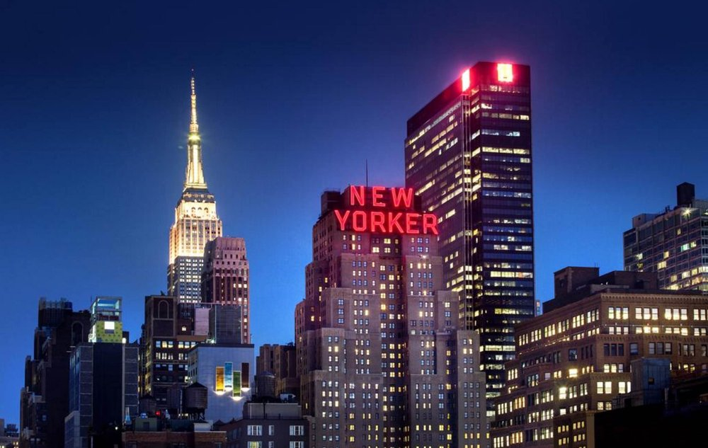 Wyndham New Yorker Hotel - Free WiFi, Family Rooms, Fitness Centre, Pets allowed
