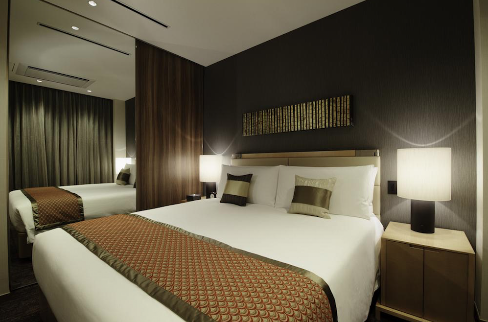 Oakwood Premier Tokyo - Free WiFi,Non Smoking rooms, Parking, Airport shuttle, Fitness centre