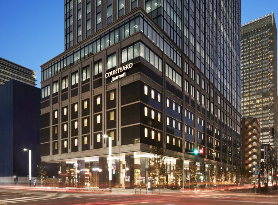 Courtyard by Marriott Tokyo Station - Free WiFi, Family Rooms, Fitness Center, Restaurant, Pet Friendly