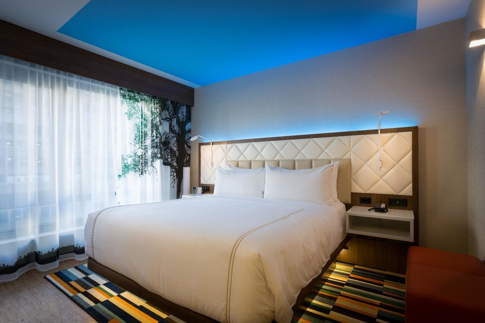 EVEN Hotel New York Times Square South - Free WiFi, Family Rooms,Fitness Centre, Restaurant