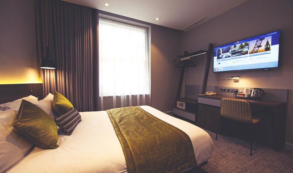 BEST WESTERN PLUS Delmere Hotel - Free WiFi,Parking,Non-Smoking Rooms
