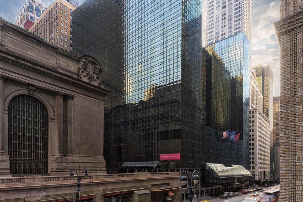 Grand Hyatt New York - Free WiFi, Family Rooms, Good Fitness Centre, Bar