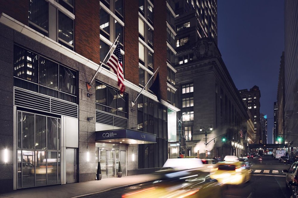Club Quarters Hotel, Grand Central - Free Wifi, Parking, Fitness Center