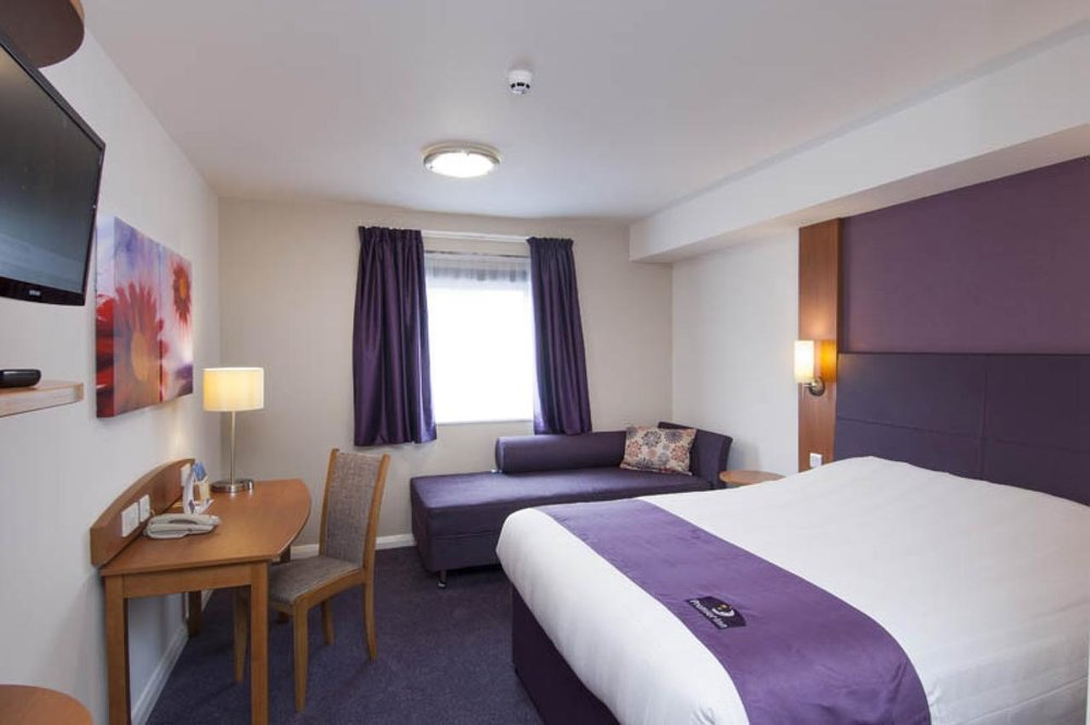 Premier Inn London Euston - Free WiFi, Restaurant, Parking, Family Rooms.