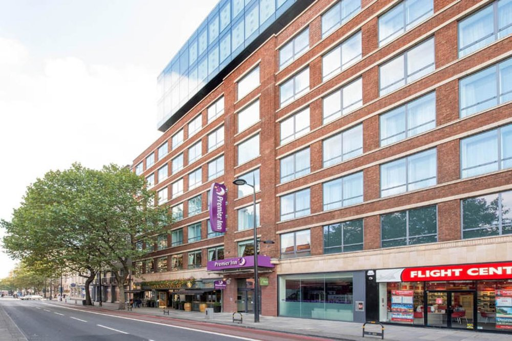 Premier Inn London St.Pancras - Free WiFi, Non-Smoking Rooms, Restaurant