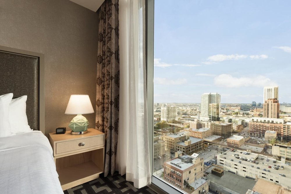 Homewood Suites by Hilton Chicago West Loop - Parking, Free wifi, Family Rooms