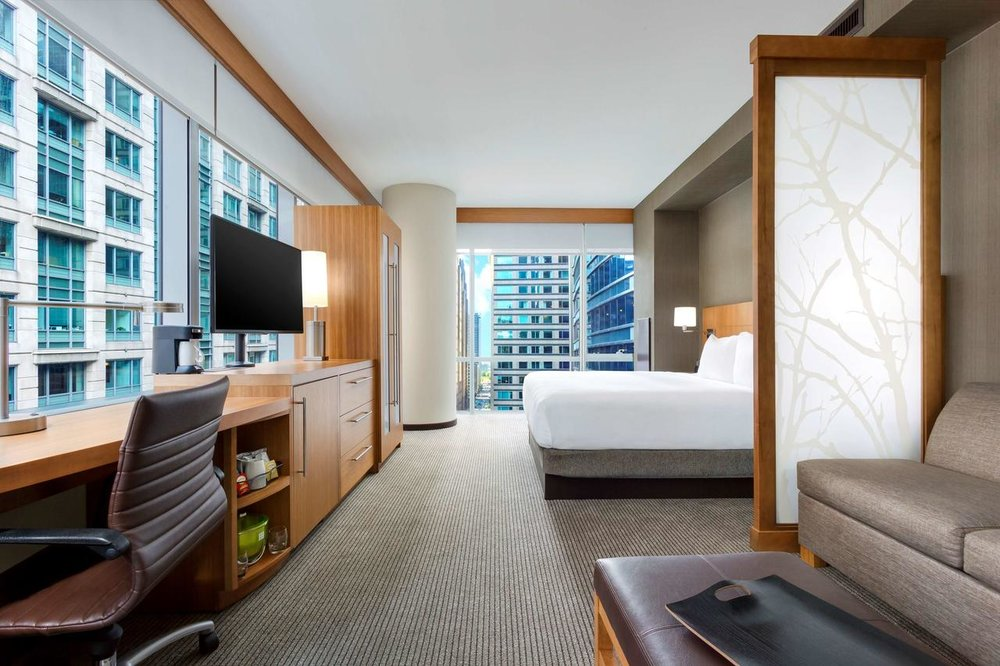 Hyatt Place Chicago/Downtown - The Loop - Indoor Pool, Parking, Free Wifi, Family Rooms