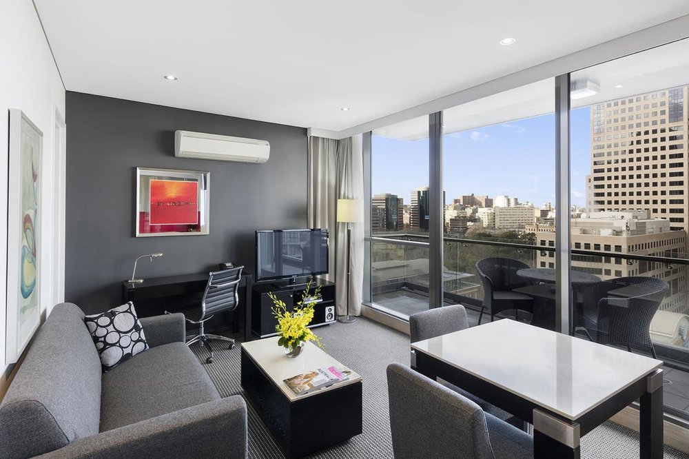 Meriton Suites Campbell Street - Parking, Free Wifi, Family Rooms, Swimming Pool