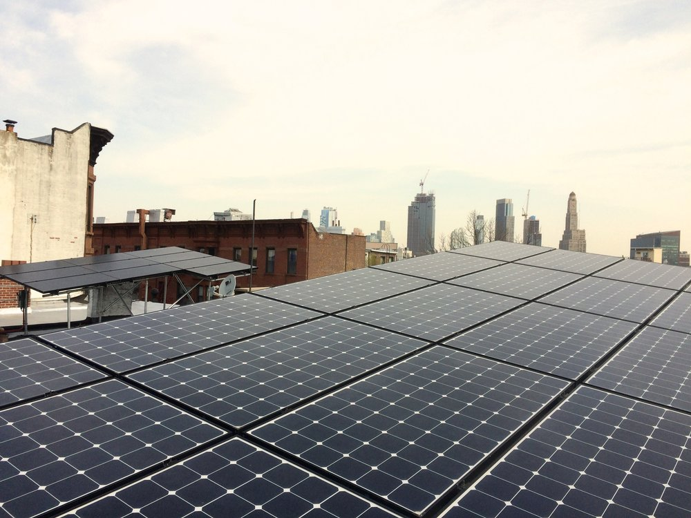 Listen to Scott Kessler of LO3 Energy -one of Fast Company's World's Most Innovative Companies of 2017- speak about the Brooklyn Microgrid, solar power, community involvement and the future of sustainable energy.   Photo courtesy of LO3 Energy.