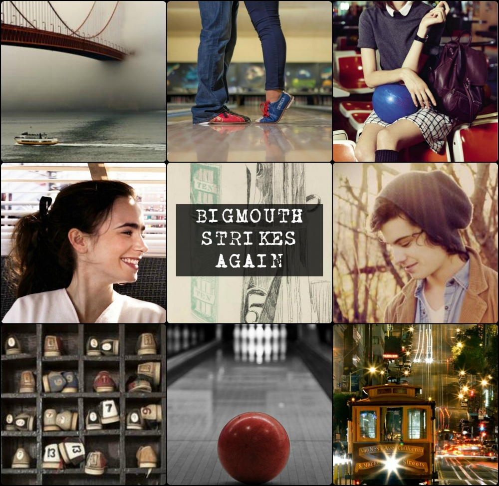 I adore making #novelaesthetics and here's my most recent creation for BSA.