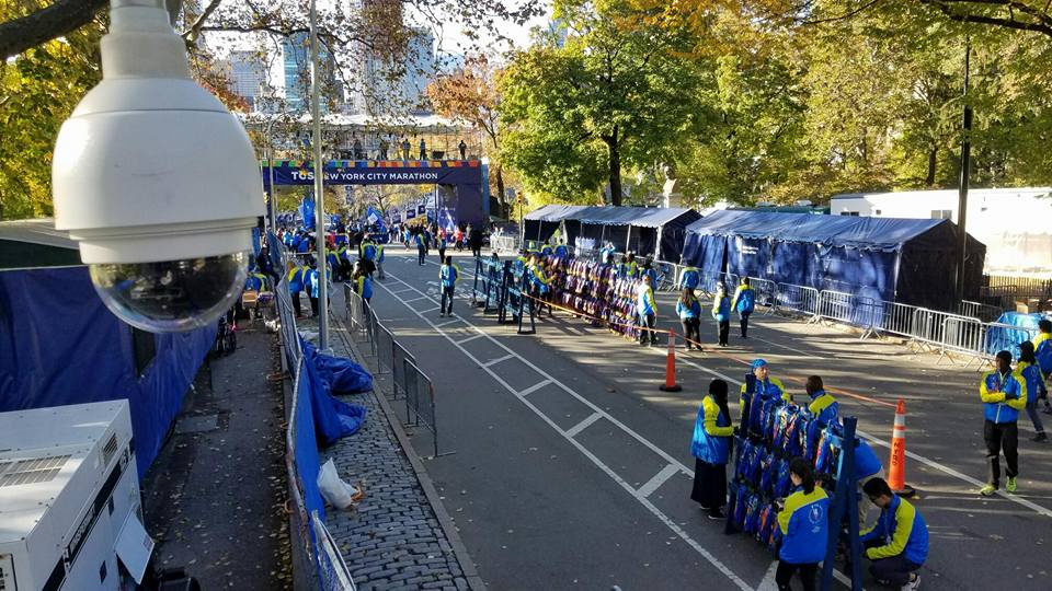 New York Marathon -