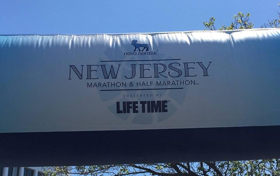 New Jersey Marathon -