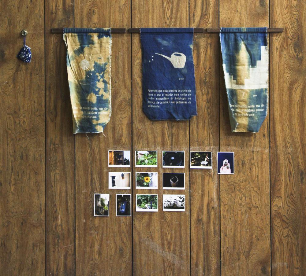 """Lia Cunha """"Communitary Garden of Heliotropy"""""""