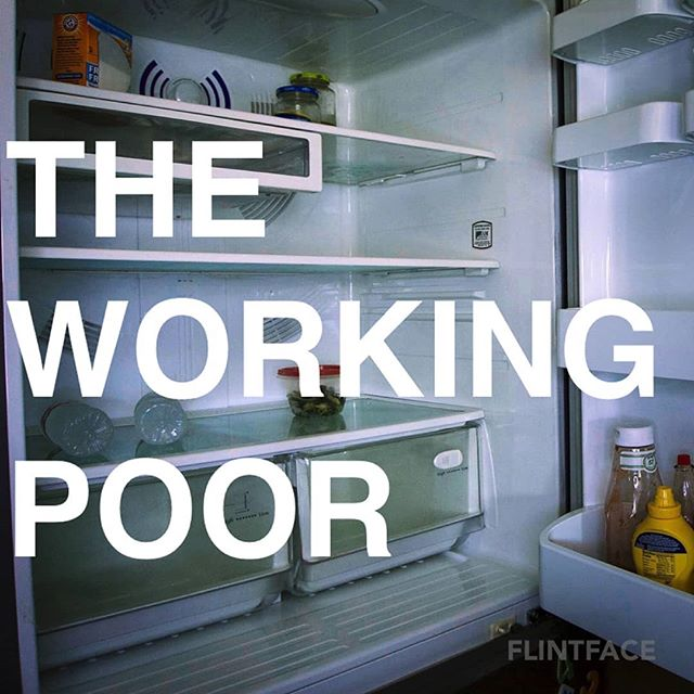 "Been rocking out to the new @flintface track, ""The Working Poor""! Head over to your favorite streaming platform to check it out!"
