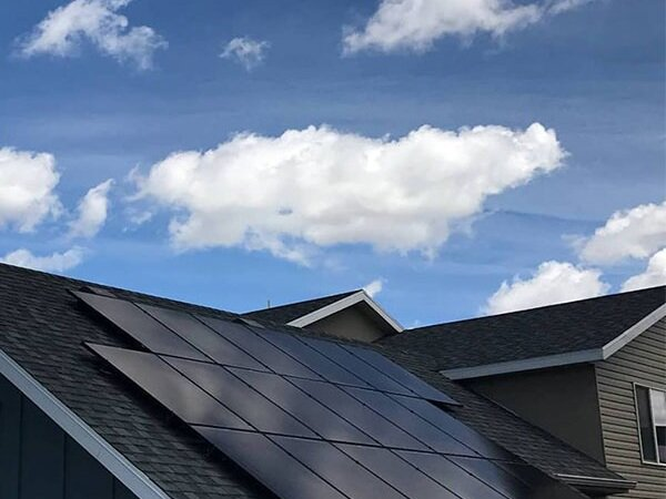 Park City Solar installation