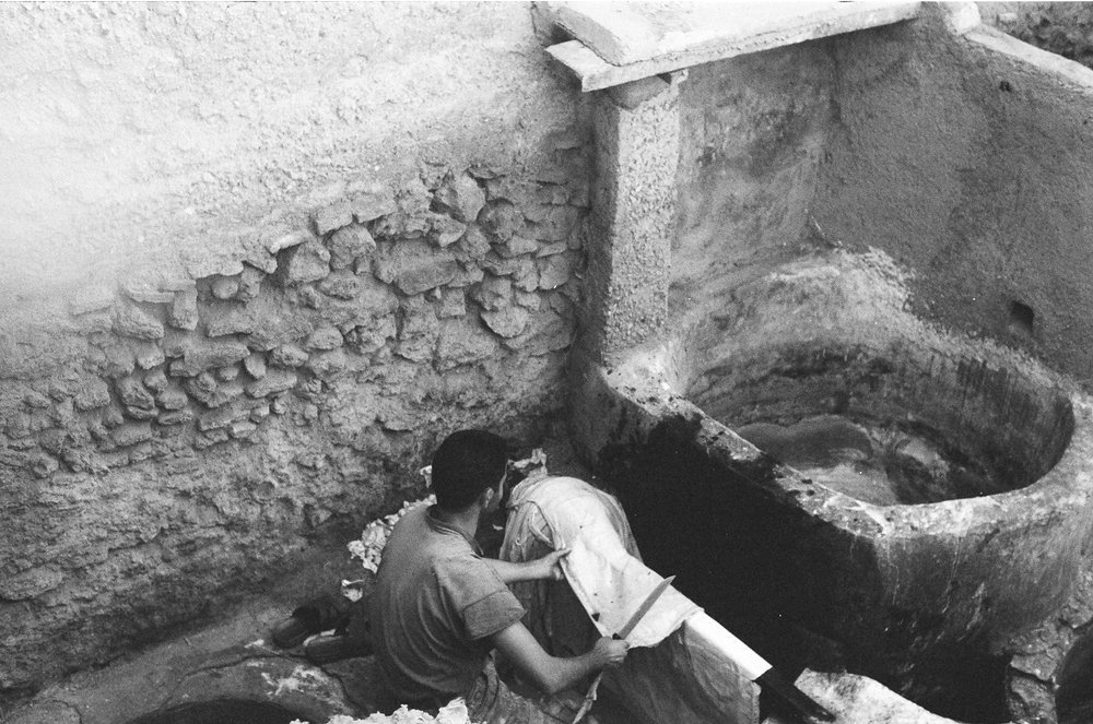 Fes, Morocco, 2007