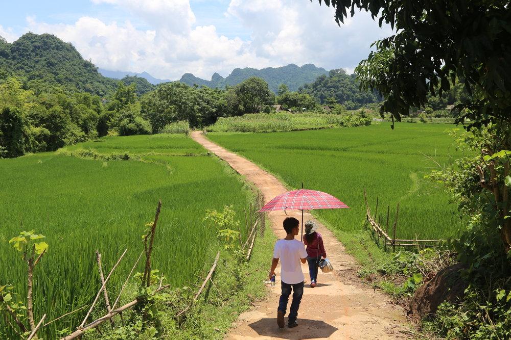 Mai Chau, Vietnam, 2014