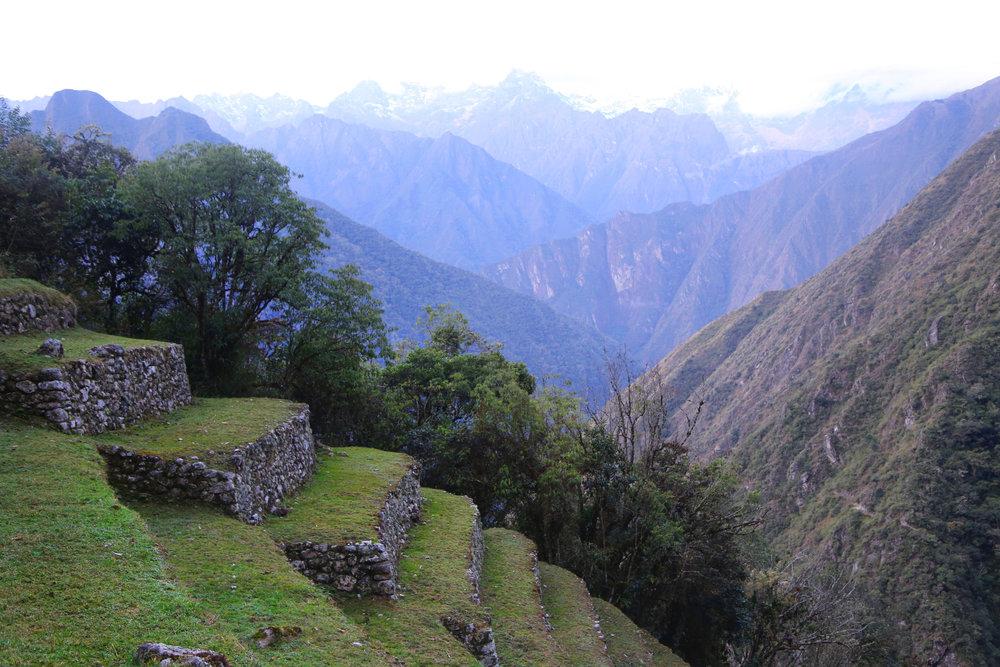Winay Wayna, Peru, 2016