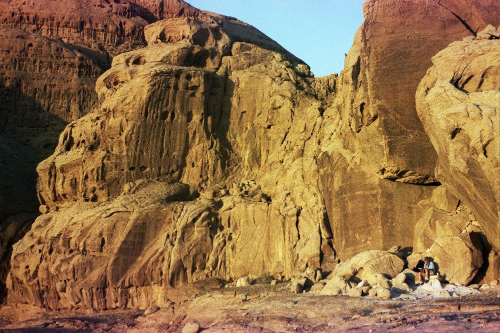 Wadi Rum, Jordan, 2017