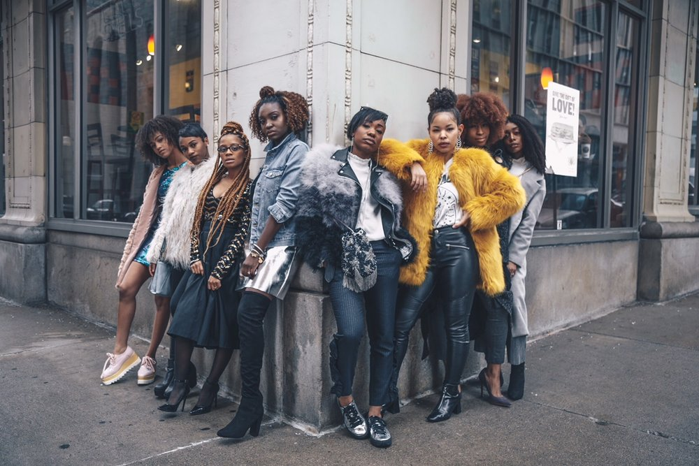 Follow these beautiful ladies on Instagram! (from left)  @miccheck12 ,  @shardaisy,   @_livingforjasmine ,  @nae2curly , @ lalatrips ,  @iamcharlieg , @ imgloriaann