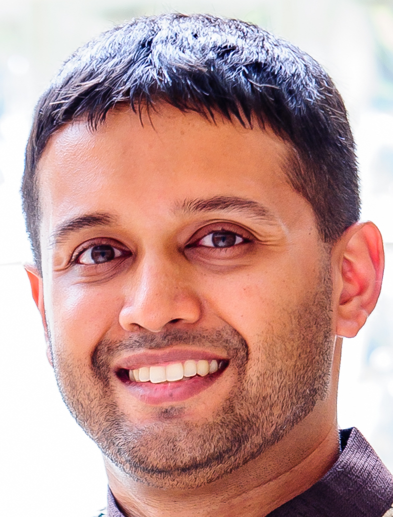 Imran S. Haque<br>Chief Scientific Officer, Freenome