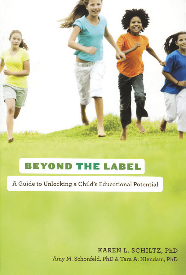 Beyond the Label book cover