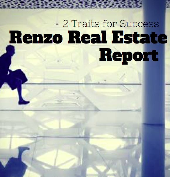 Traits for success in Real Estate