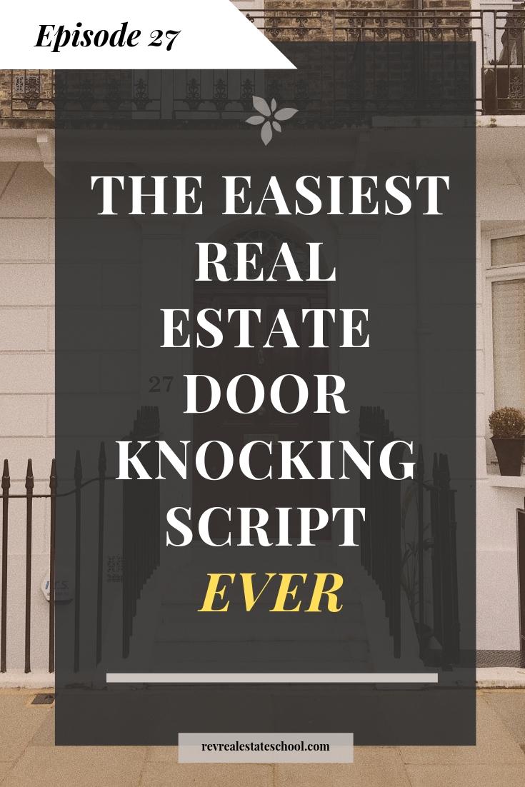 Easy Door Knocking Script