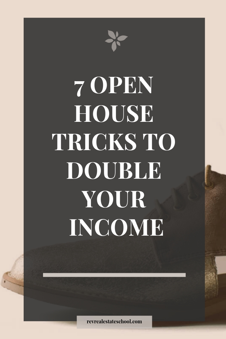 Open House Tips for Realtors